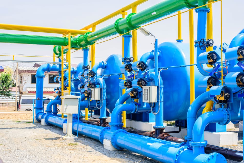 How do I maintain my rented chiller unit